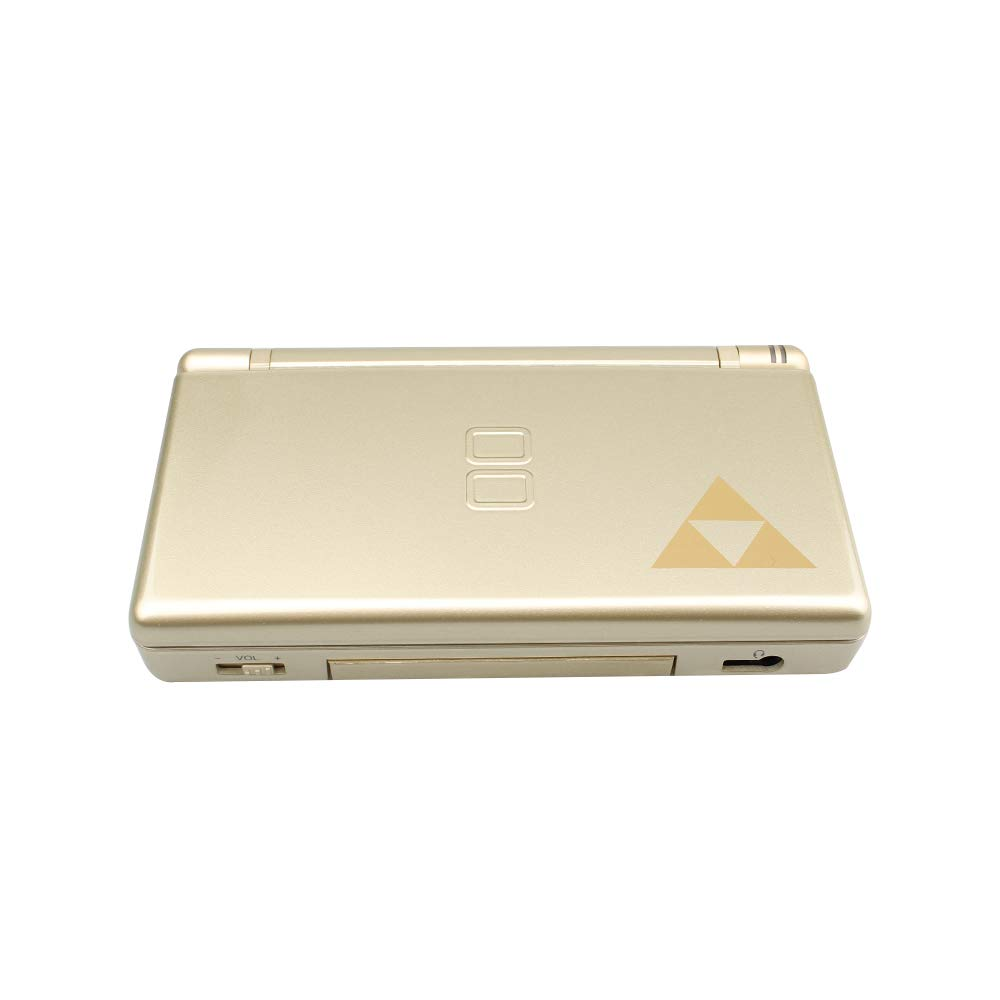 Gold Zalda Video Game System for Nintendo DS Lite Game Console NDSL
