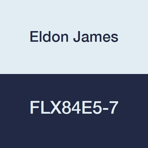 Eldon James FLX84E5-7 Flexelene 84E Biomedical Tubing, 5/16 Nominal ID, 7/16 Nominal OD, 1/16 Wall, 50 Roll