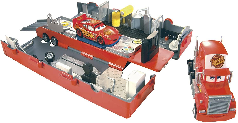 Cars Mack Truck Playset