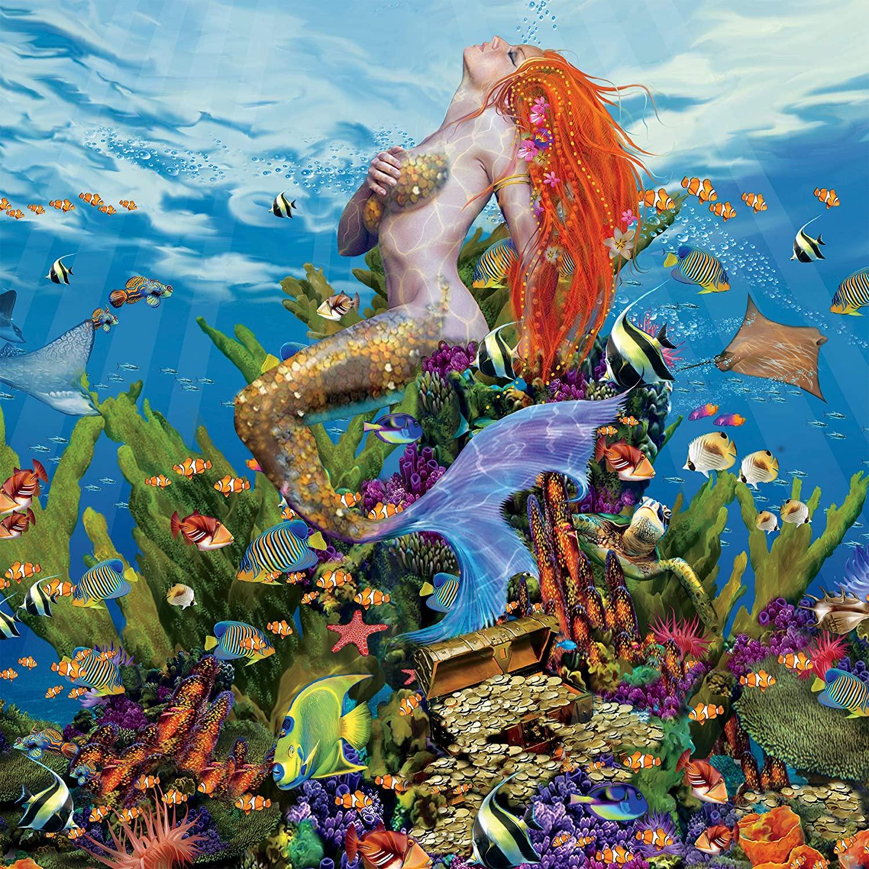 Ceaco Fantasy - Ocean Nymph Jigsaw Puzzle, 750 Pieces