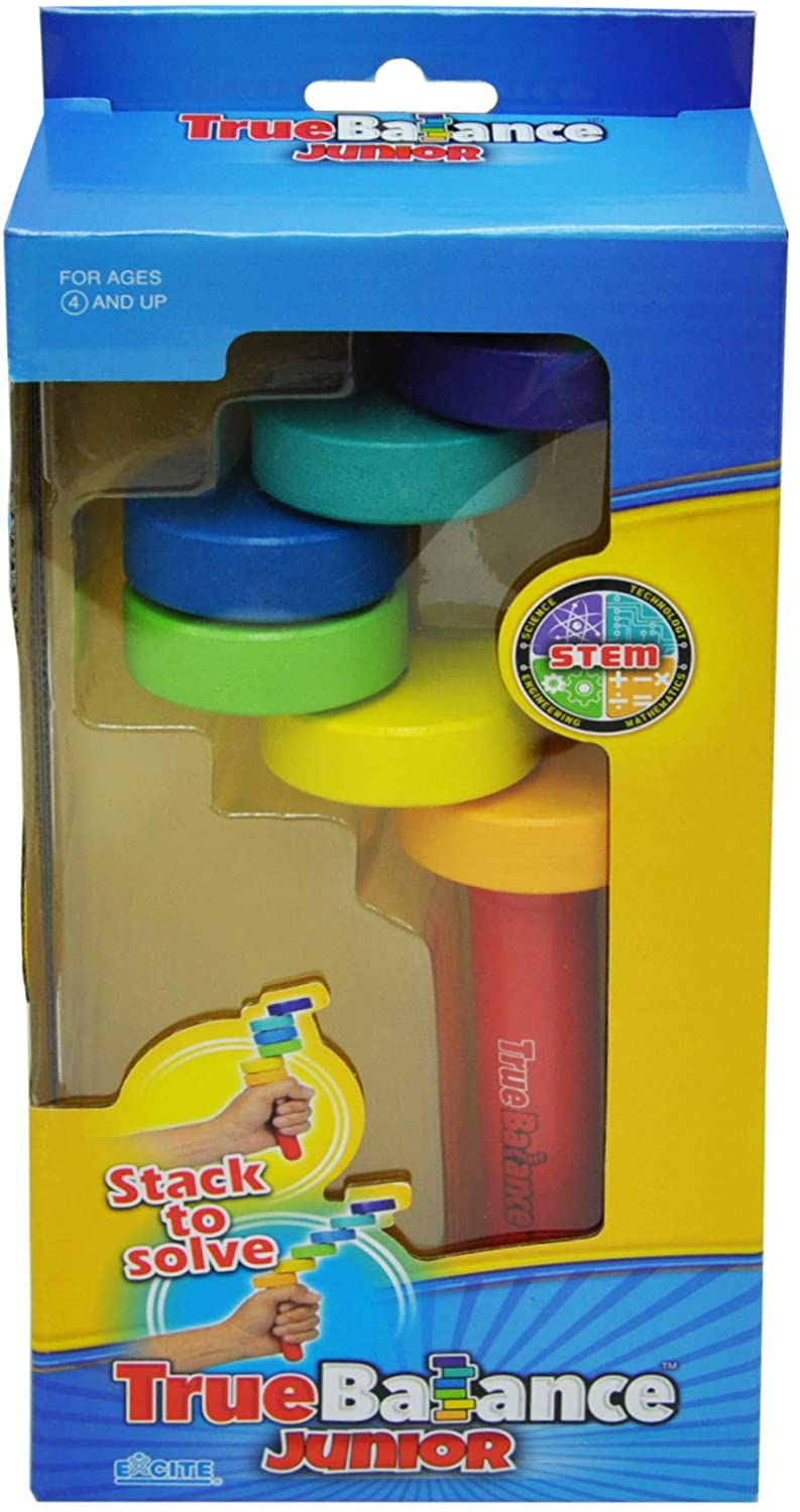 TrueBalance Coordination Game Balance Toy for Adults and Kids | Improves Fine Motor Skills (Junior)