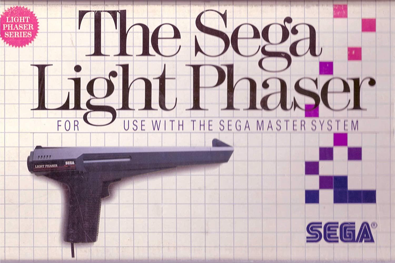SEGA Master System - SEGA Light Phaser Gun