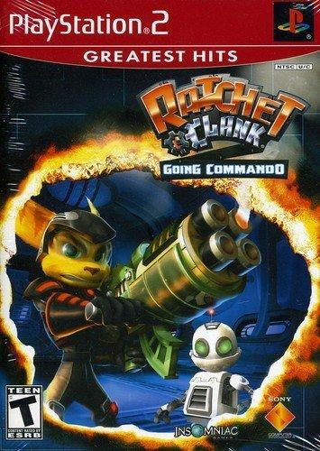 Ratchet & Clank Going Commando (Renewed)