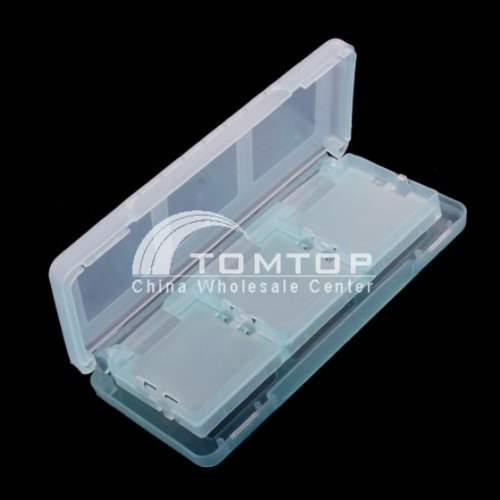 Game Card CASE for Nintendo DS lite / DS / DSi- Green by AHMET
