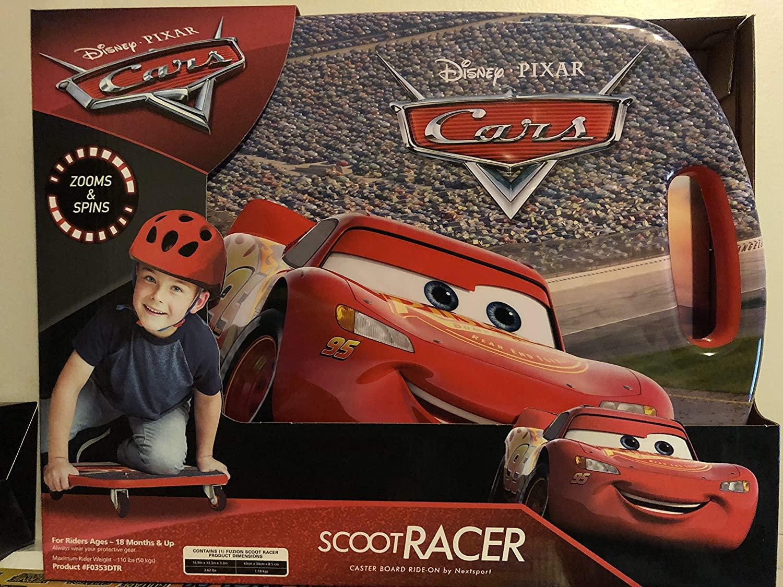 Nextsports Disney Cars Scoot Racer