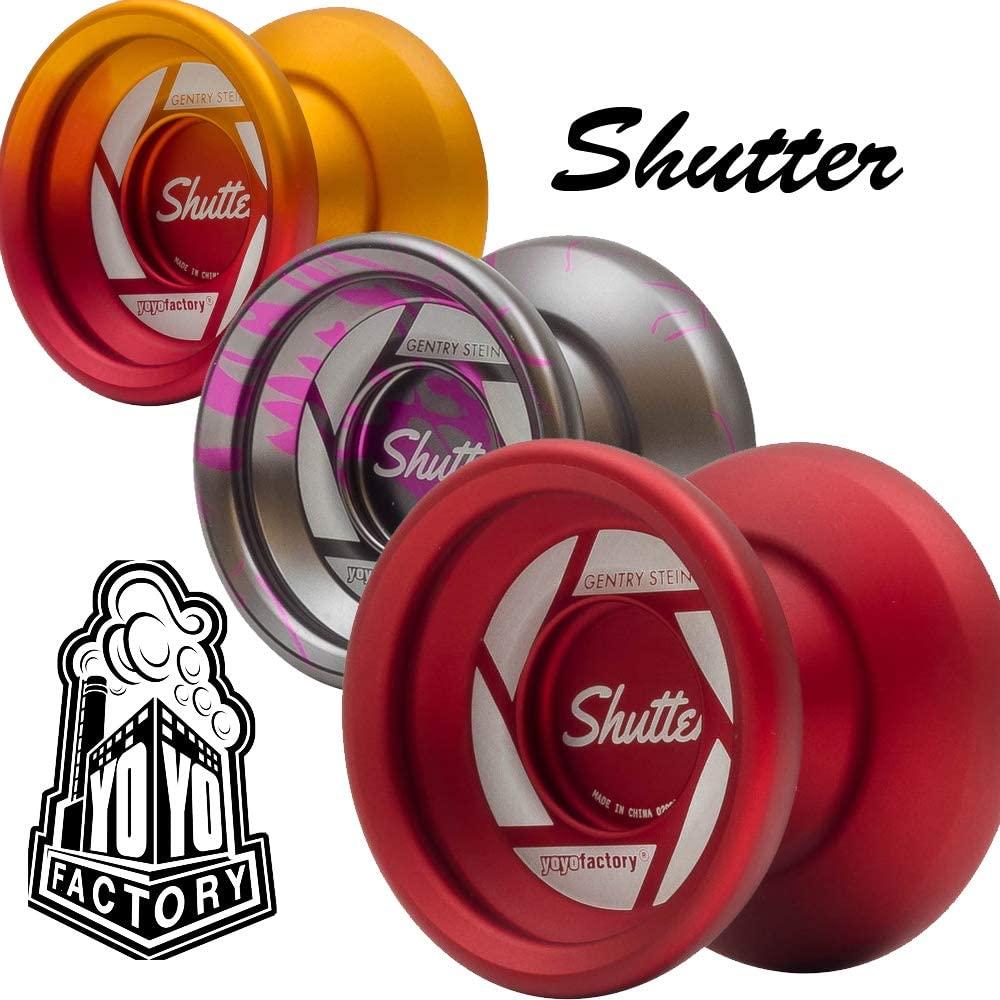 YoYoFactory Shutter Yo-Yo (Galaxy)