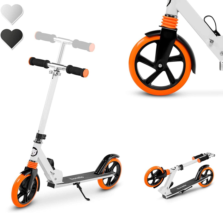 Lionelo 5902581651334 Luca Balance Bike, Multi-Color