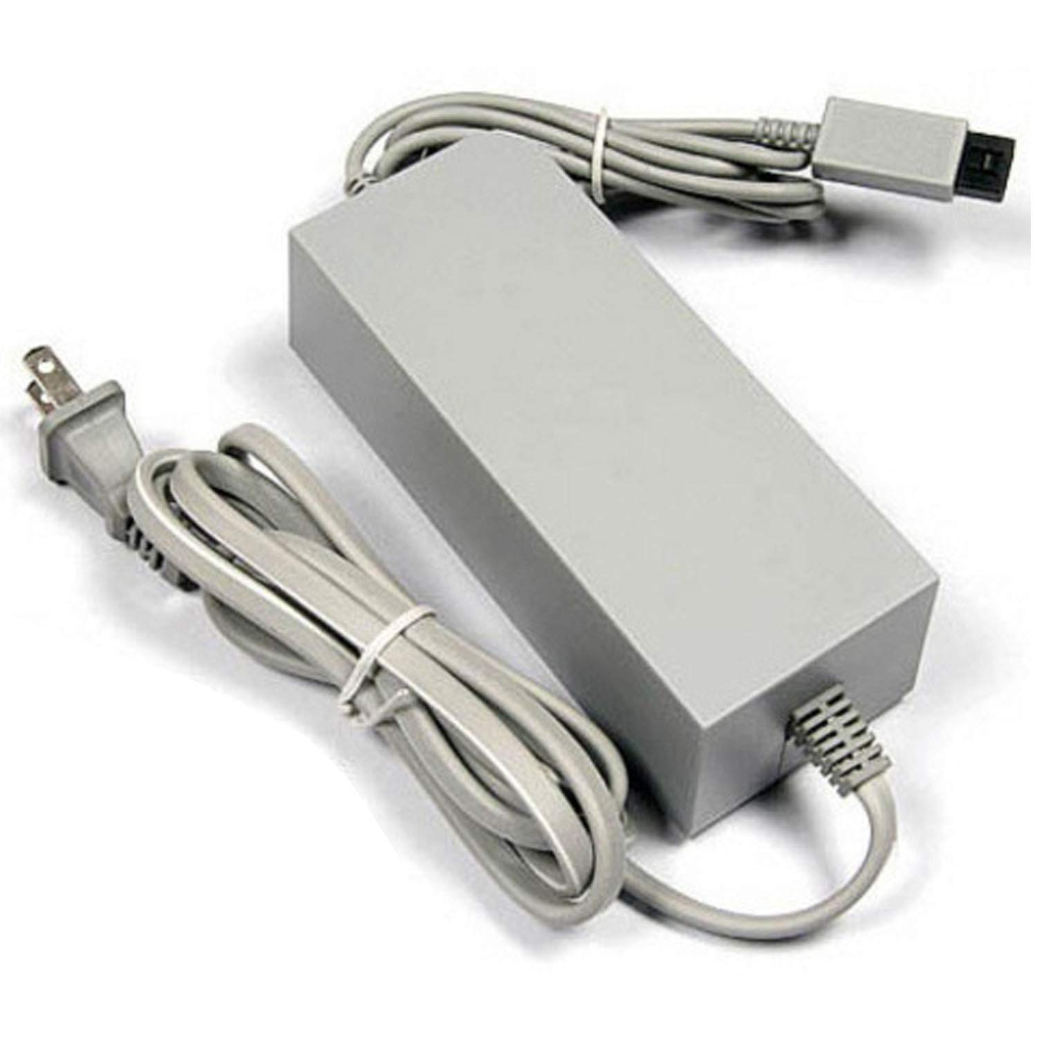 Wii Replacement Power Adapter, 110-240V Universal Plug and Play