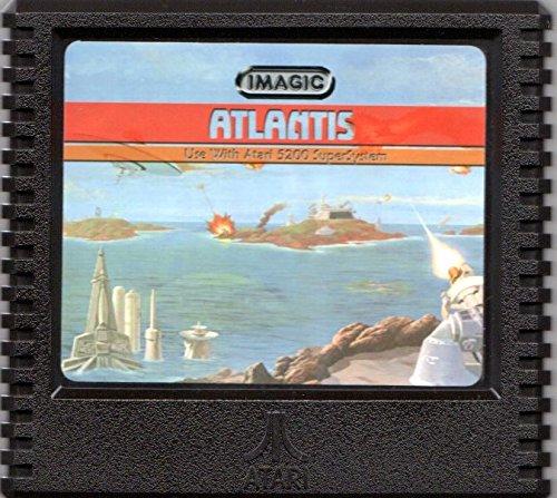 ATLANTIS, ATARI 5200
