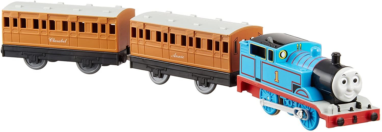 Tomica PraRail Thomas TS-01 (Model Train)