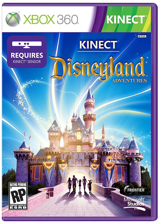 Kinect Disneyland - Xbox 360