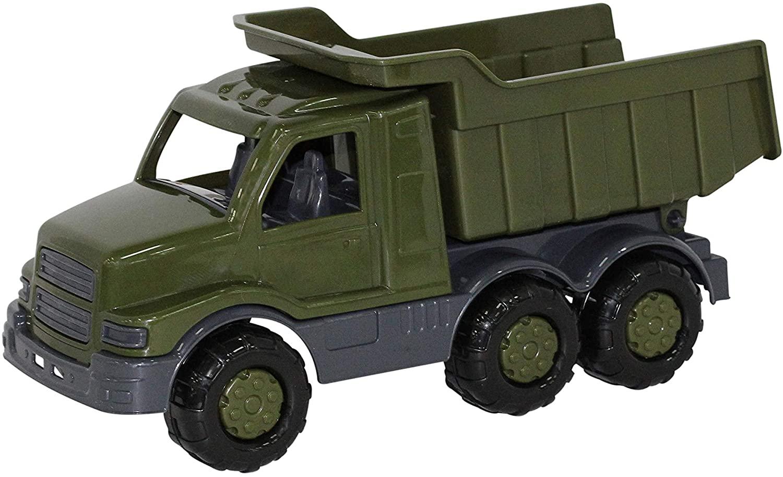 Polesie Polesie49049 Gosha, Military Dump Truck, Multi Colour