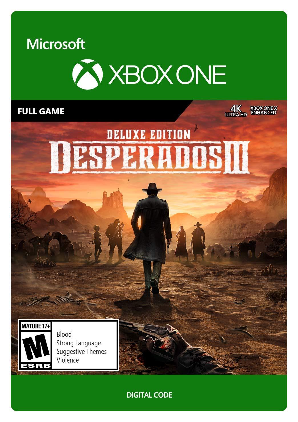 Desperados III Deluxe Edition - Xbox One [Digital Code]