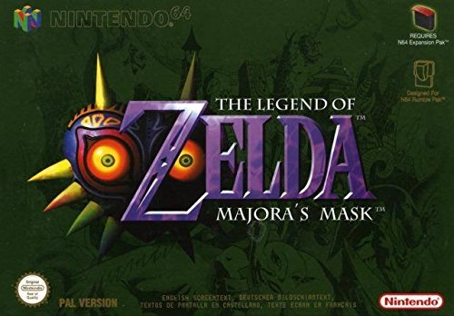 The Legend of Zelda: Majora's Mask - Nintendo 64