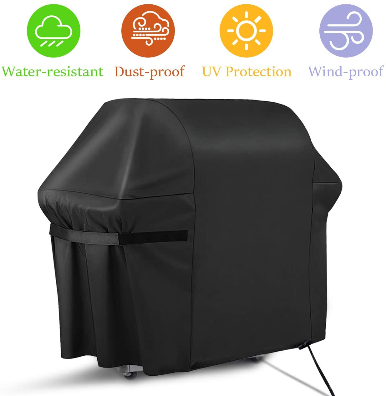 RATEL BBQ Grill Cover, 58