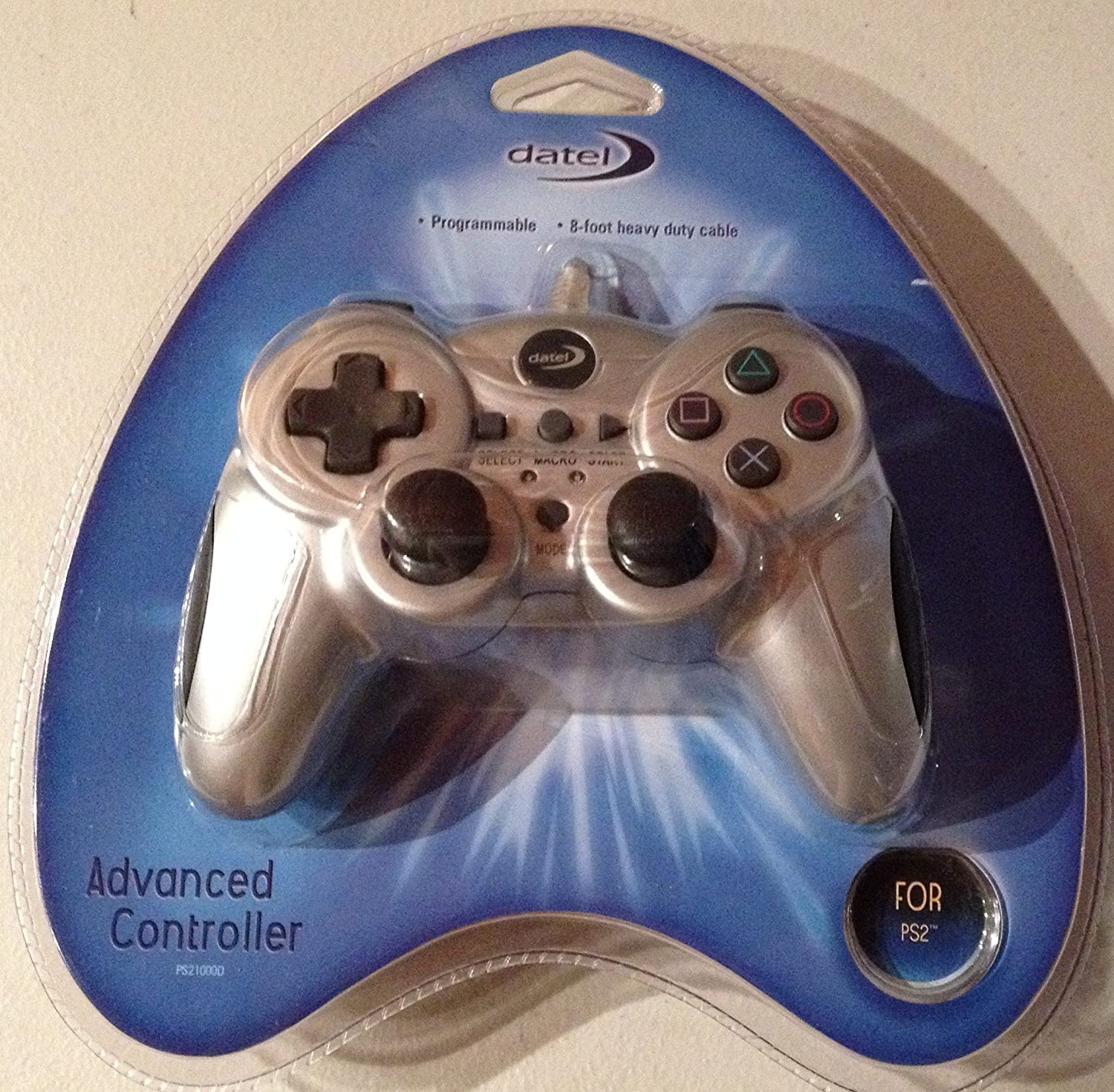 Advanced Controller for PS2 by Datel