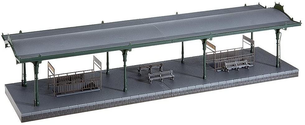 Faller 120181 Platform Covered HO Scale Building Kit