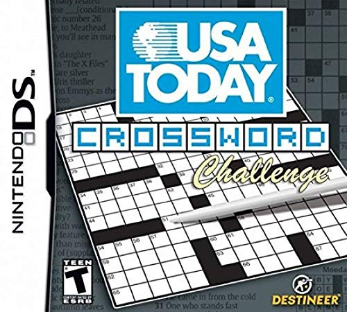 Usa Today-Crossword Challenge (DS) - Pre-Owned