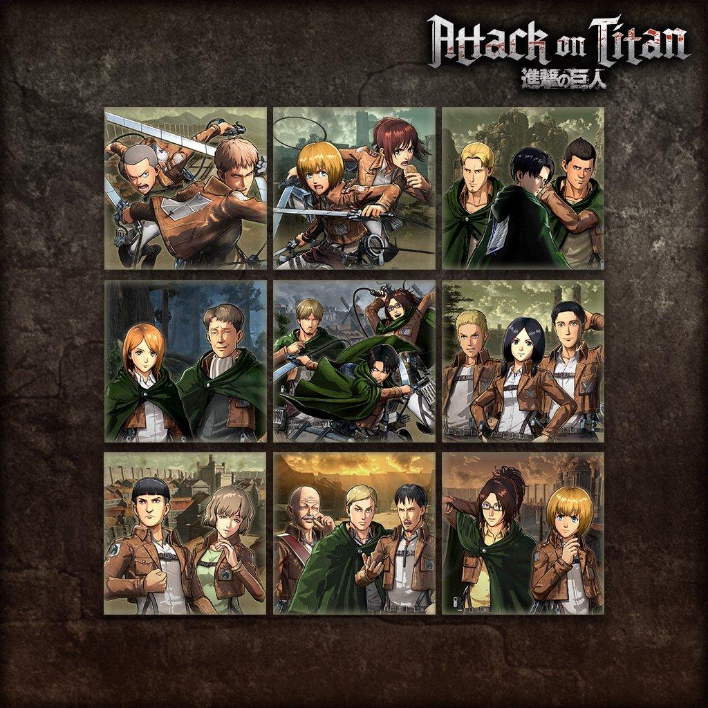 Attack On Titan - Episode All Set - PS Vita [Digital Code]