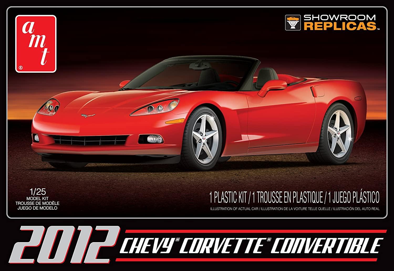 AMT 2012 Corvette Convertible