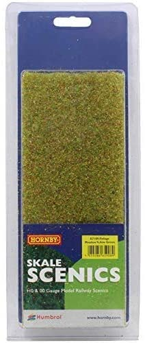 Hornby R7189 Foliage - Yellow Green Meadow Scenic Materials, Multi