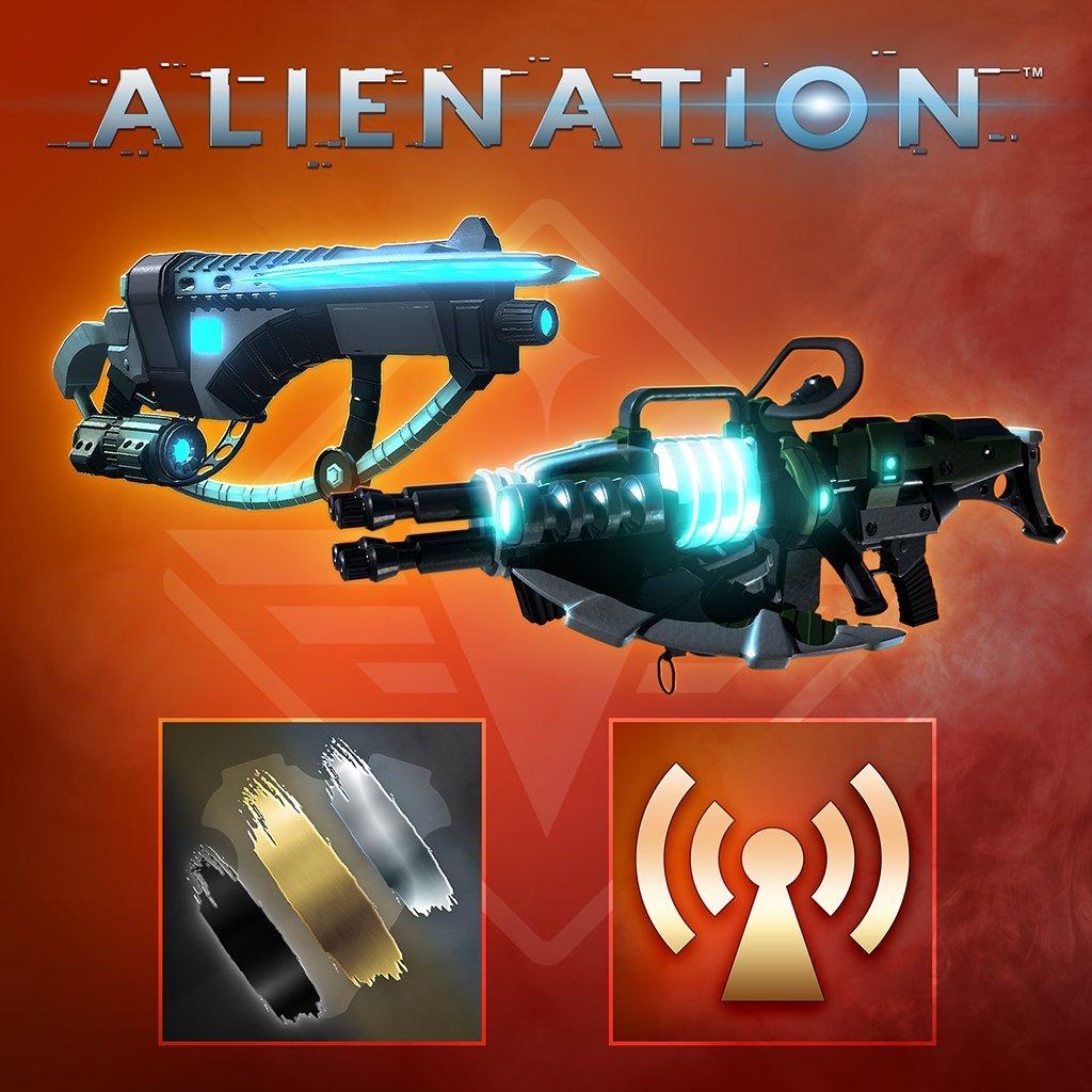 Alienation Conqueror's Pack - PS4 [Digital Code]