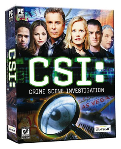 CSI: Crime Scene Investigation - PC