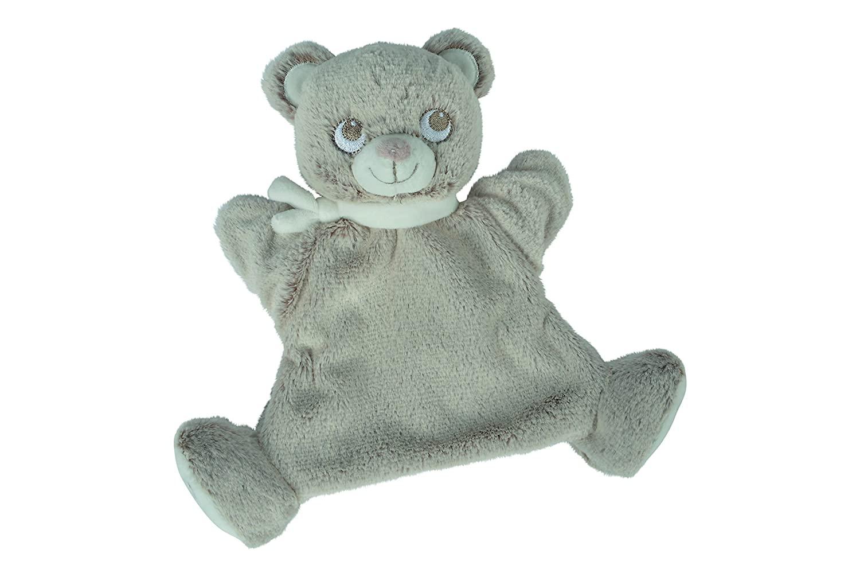 Nicotoy Bear Louis Plush Hand Puppet 25cm