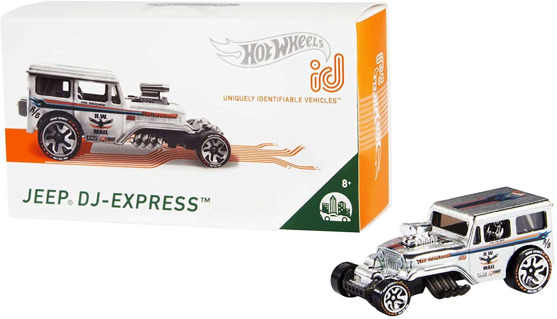 Hot Wheels id DJ-Xpress {HW Metro}