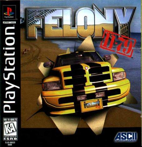 Felony 11-79 - PlayStation