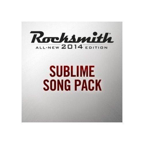 Rocksmith 2014: Sublime Bundle - PS4 [Digital Code]