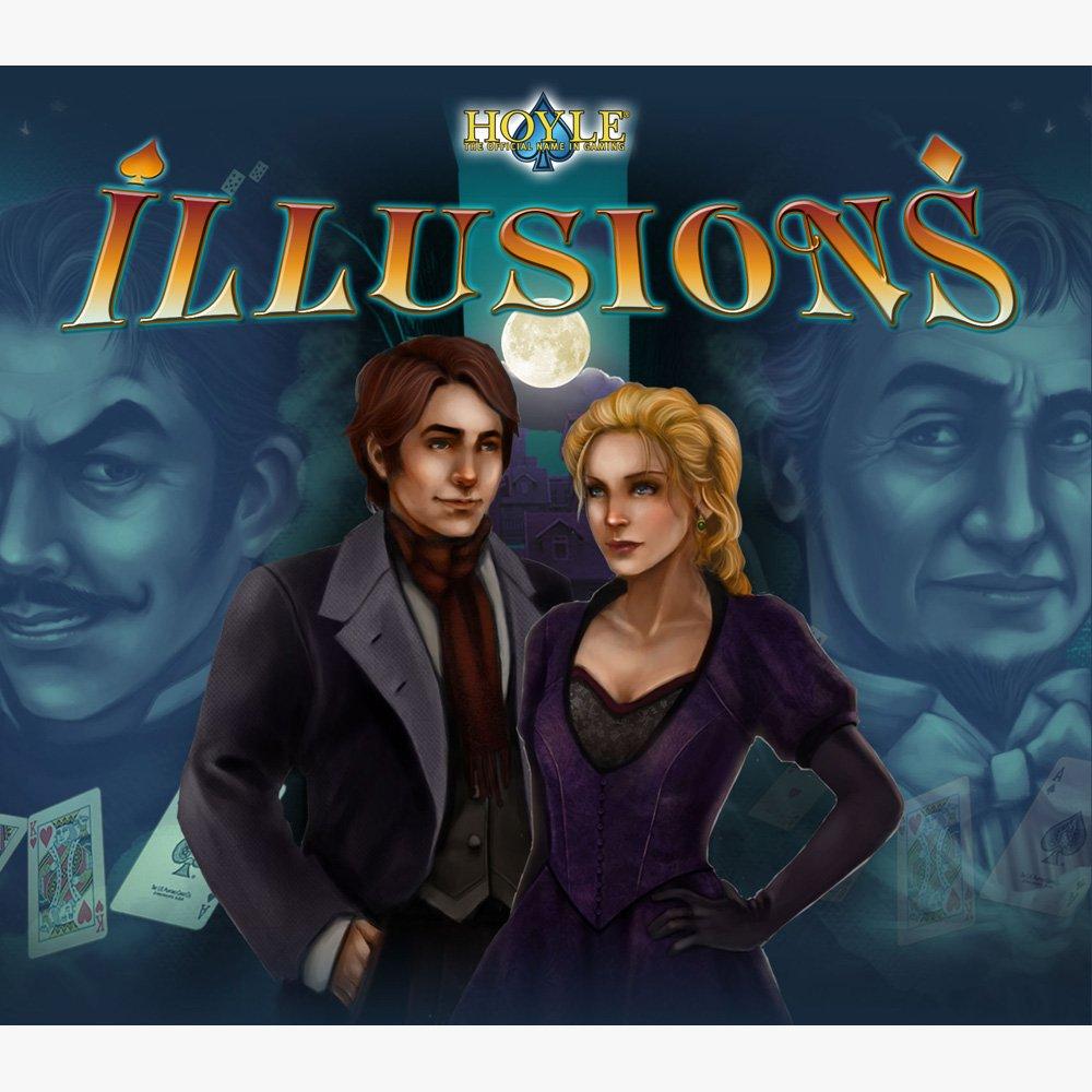 Hoyle Illusions Mac [Download]