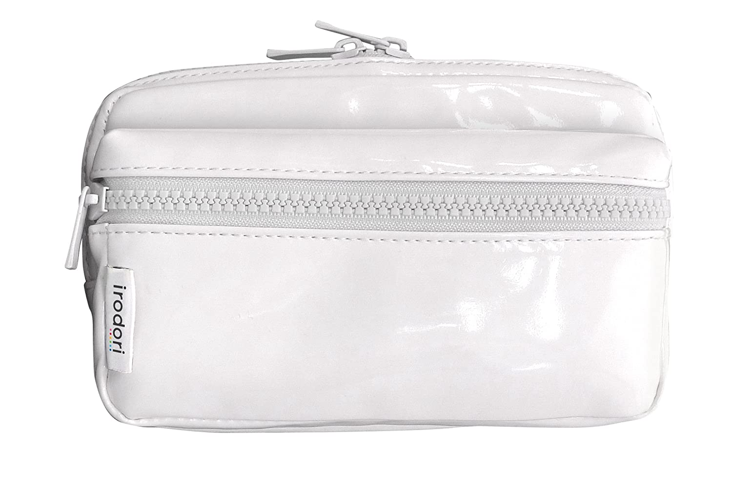 Pouch for Nintendo 3DS LL pure white enamel