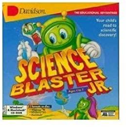 Science Blaster Jr.