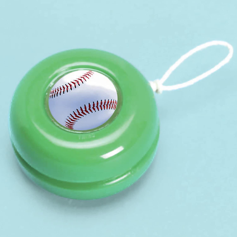 Baseball - Yo-Yo's Party Accessory (12 ct.)