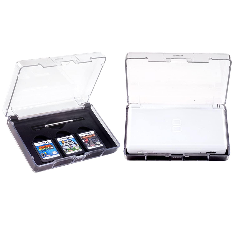 DS Lite Clear Case & Stylus