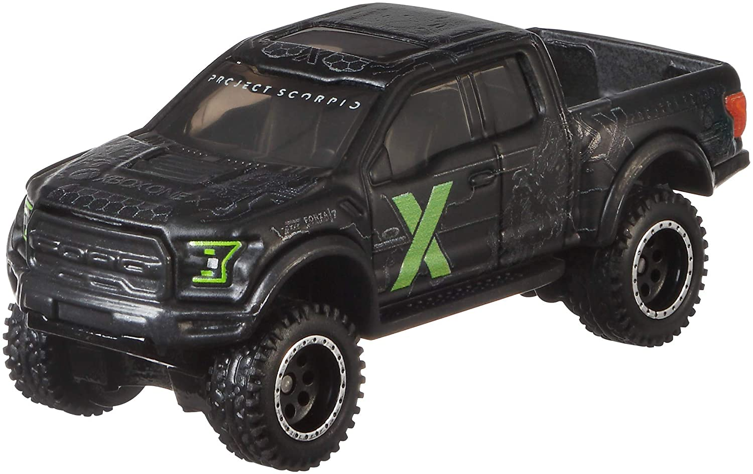 HOT WHEELS '17 FORD F-150 RANGER Vehicle