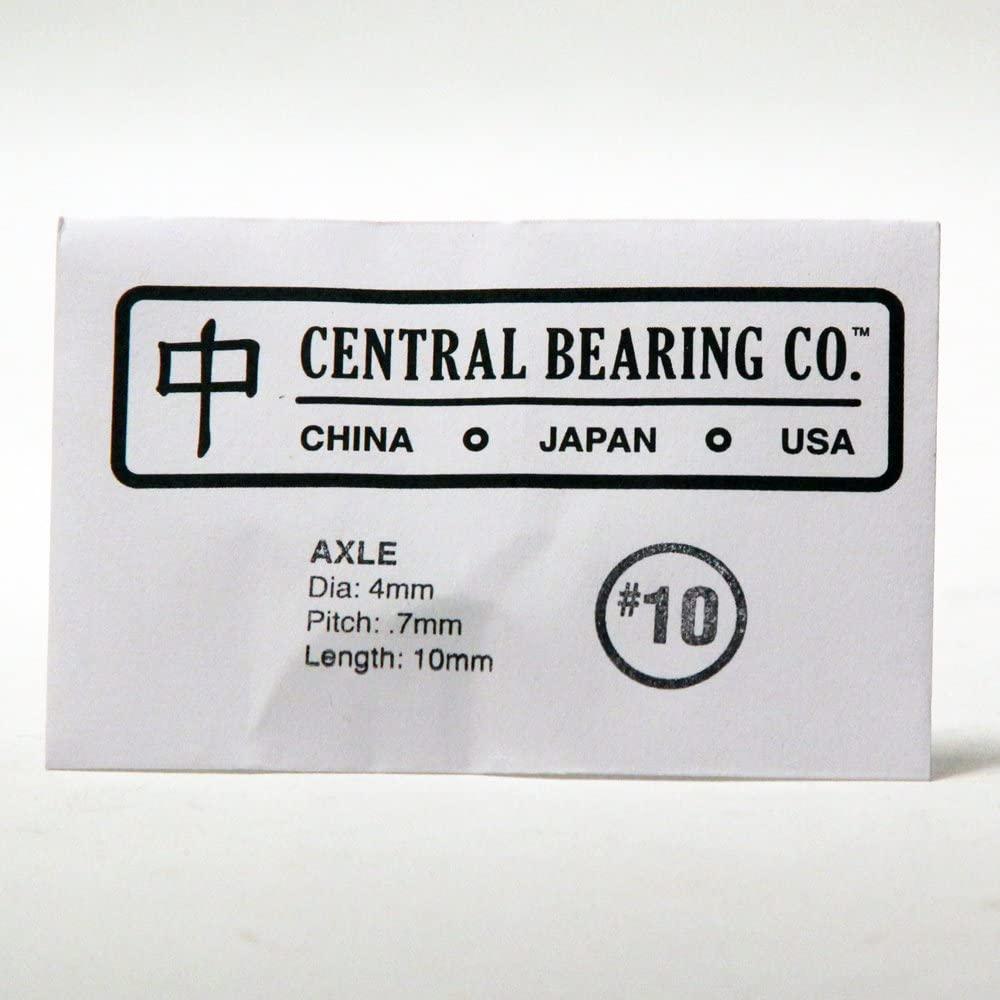 YoYoFactory Replacement Axle for Yo-Yo's Central Bearing Co. (10MM)