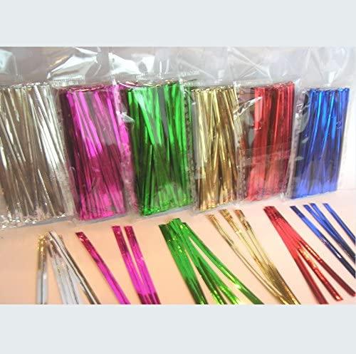 120pcs Metallic (6 Colors) 4