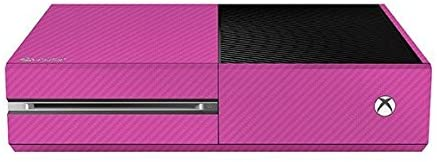 Slickwraps Carbon Fiber Pink - Xbox One