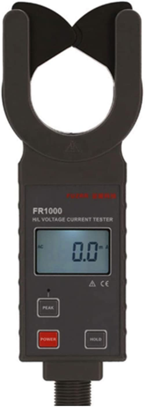 CSJ-CSJ 1200A Digital High Voltage Clamp Meter FR1000 Multifunction Tester