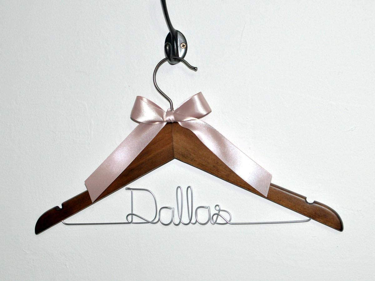 Flowershave357 Unique Graduation Gifts Graduation Gifts Custom Name Hanger Custom Graduation Gift Doctor Name Hanger Dress Hanger Bridesmaid Gift