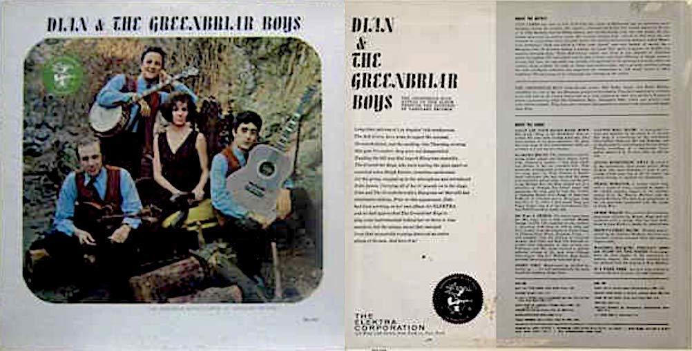 Dián & The Greenbriar Boys [1963 mono pressing]