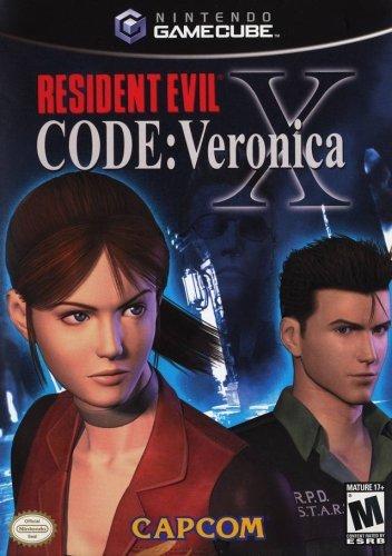Resident Evil Code Veronica X - Gamecube (Renewed)