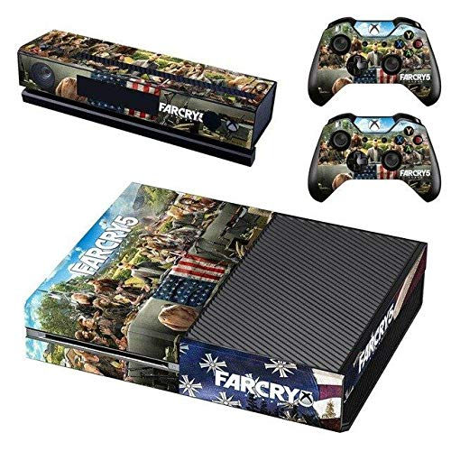 Mr Wonderful Skin Xbox One Console and 2 Controllers Skin Set - Shooter game – Xbox One Vinyl