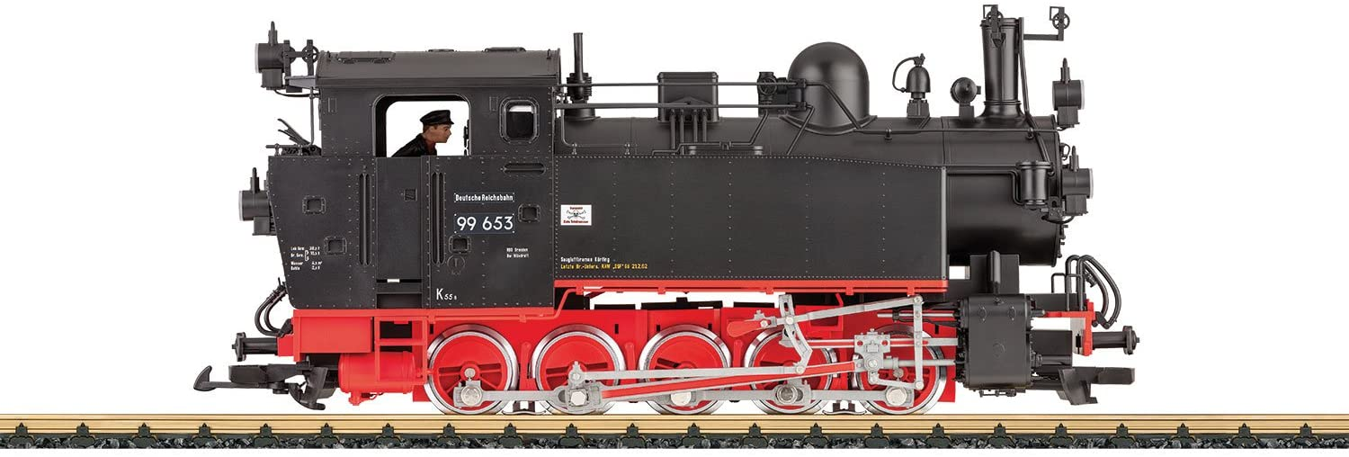 LGB L20480 Model Train Train Locomotive, Multi-Colour