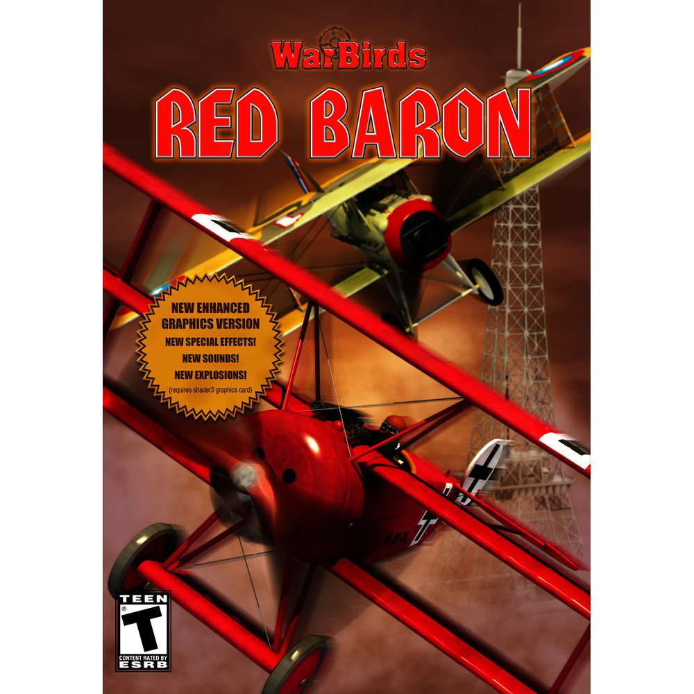 Warbirds Red Baron 2012  (MAC) [Download]