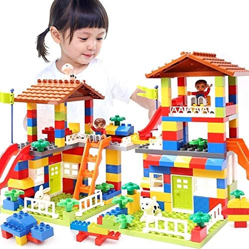 Intelligence Toys Great Children Educational Building Blocks Assembled Early EducationToys for Boys & Girls