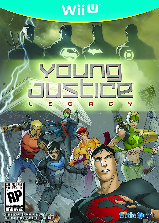 Young Justice: Legacy - Nintendo Wii U