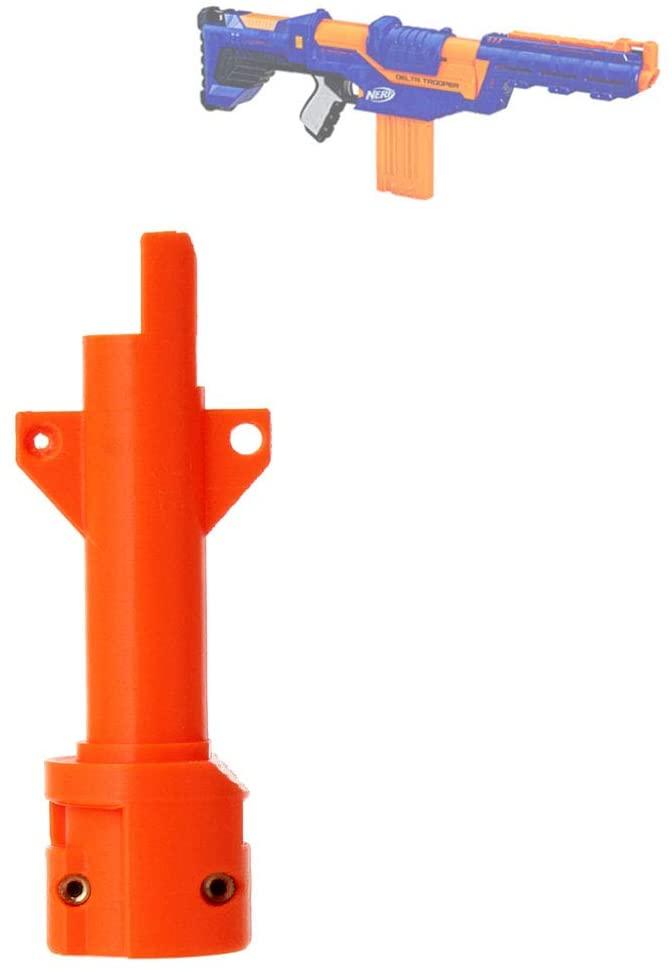 F0427 Connector for Nerf Quick Sight Blaster Upgrade/Nerf Delta Trooper - Orange